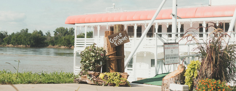 Visit The River Inn Resort In Beautiful Brownville Nebraska